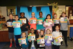 4th grade Leaders of the Quarter