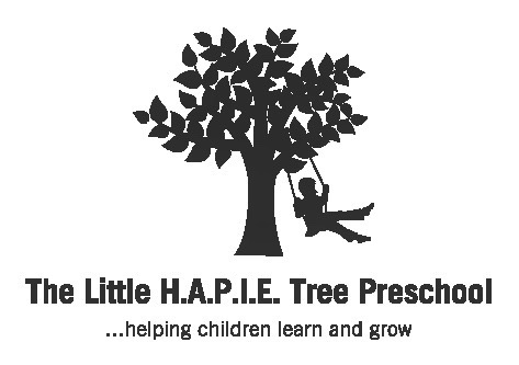 Little HAPIE Tree Preschool Logo