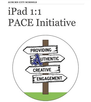 ACS iPad 1:1 PACE Initiative!!