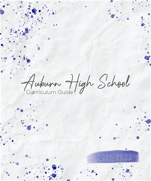 AHS Curriculum Guide Cover