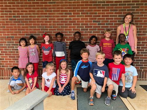 Mrs. Murphy's Marvelous First Graders