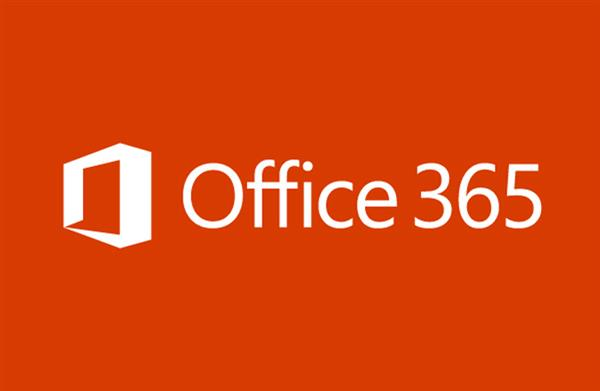 This is an image of the Office 365 logo. Click the logo to access a video of how to interact with Office 365.