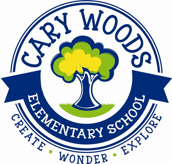 Cary Woods School Logo
