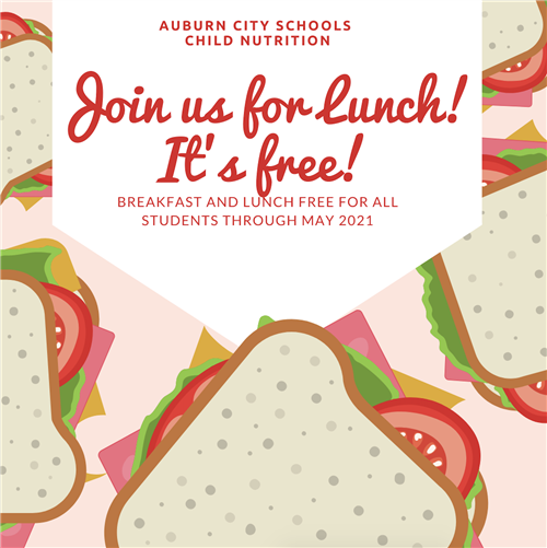 Free Lunch through May