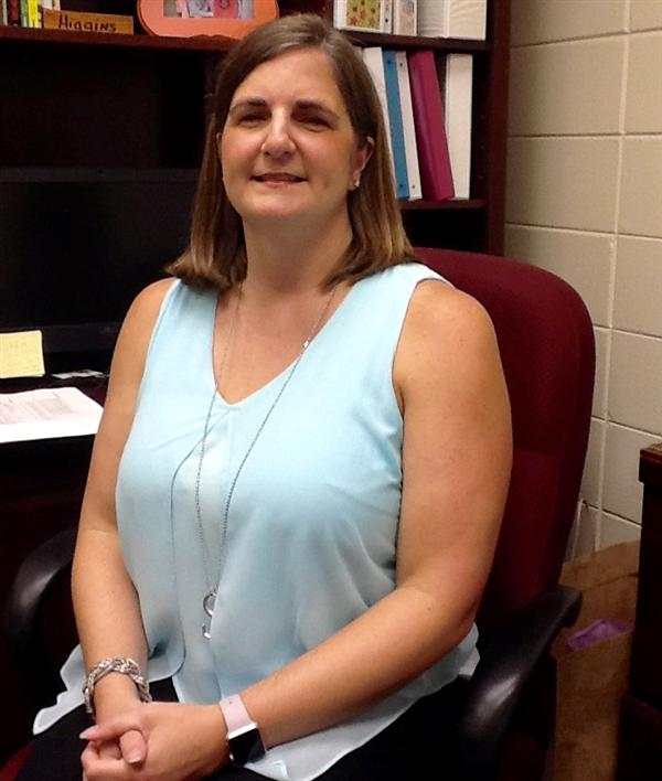 Sharron Higgins, Assistant Principal